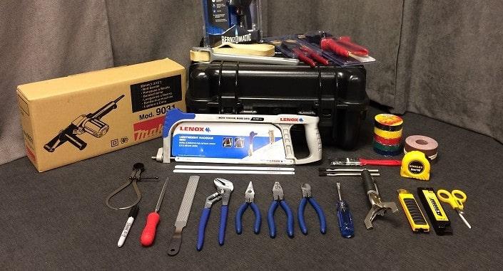 mcs-crtk-12-cable-repair-tool-kit